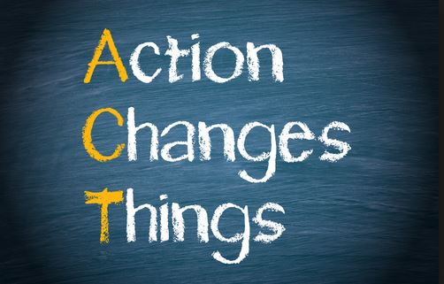 action changes things coach4success