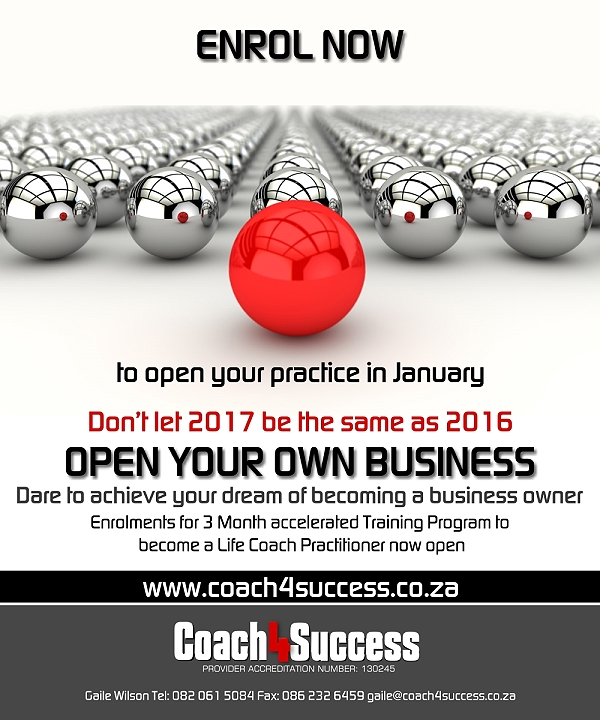 coach4success life coach training program